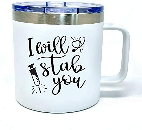 Nurse Cup Gifts Nurse Coffee Mug Tumblers for Women Double Walled Vacuum Sealed Stainless Steel product image