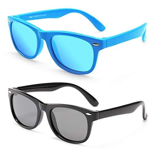MotoEye Kids Polarized Sunglasses for...