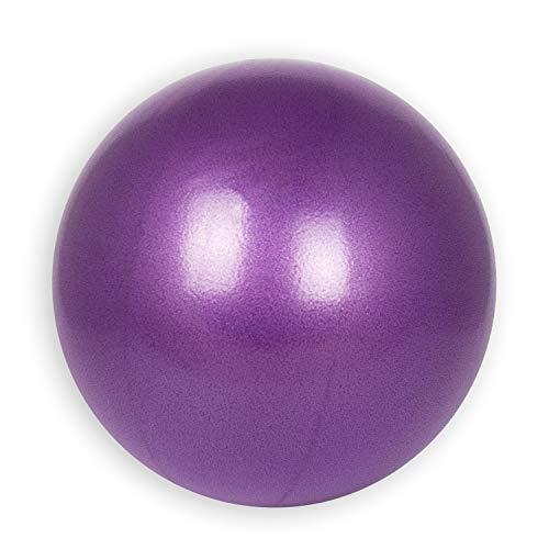 Muv- Palla Pilates Piccola - Palla Fitness 25 CM - Fitball Yoga, Fisioterapia, Palestra ed Esercizi Fitness a Casa