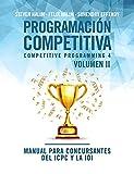 Programación competitiva (CP4) - Volumen II: Manual para concursantes del ICPC y la IOI: 2