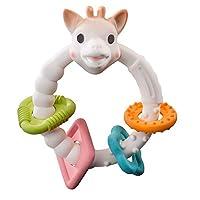キリンのソフィー 【カラフルリング】 [日本正規品] Vulli 歯固め 天然ゴム 可愛い 赤ちゃん 乳児 0歳 3ヵ月から遊べる 1歳 人気 初めてのおもちゃ がらがら プレゼント 男の子 女の子 玩具 ベビー用品 おもちゃ