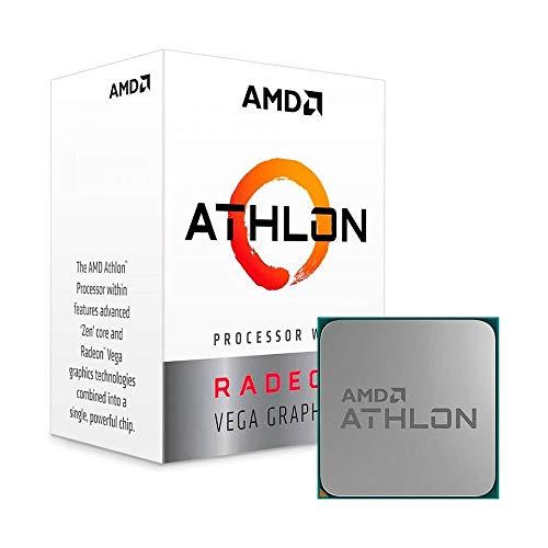 CPU AMD AM4 Athlon 240GE 3400