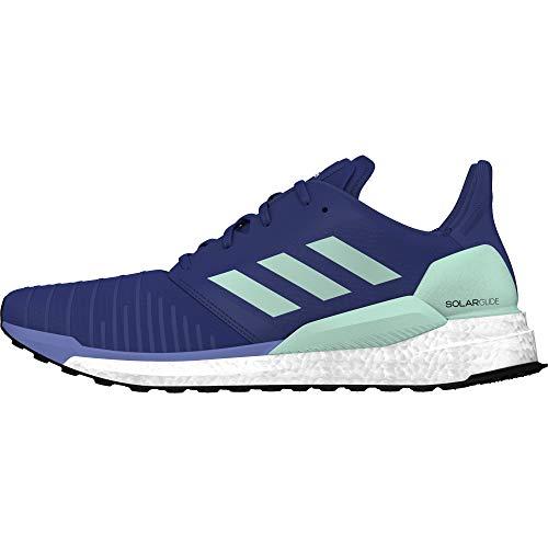 adidas Solar Boost W, Zapatillas de Running Mujer, Multicolor (Tinmis/Mencla/Lilrea 000), 37 1/3 EU