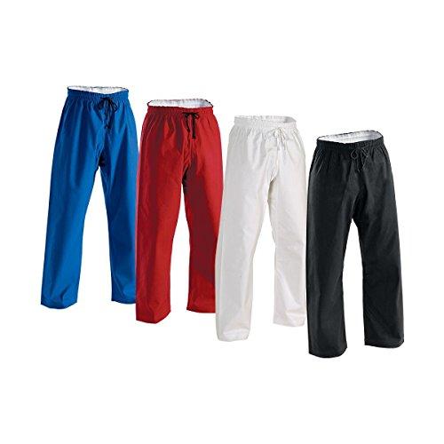 Century 10 oz. Brushed Cotton Elastic-Waist Martial Arts Karate Pant