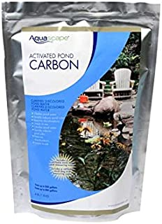 Aquascape Activated Pond Carbon Water Treatment for Ponds and Water Features, 2-Pound | 80000