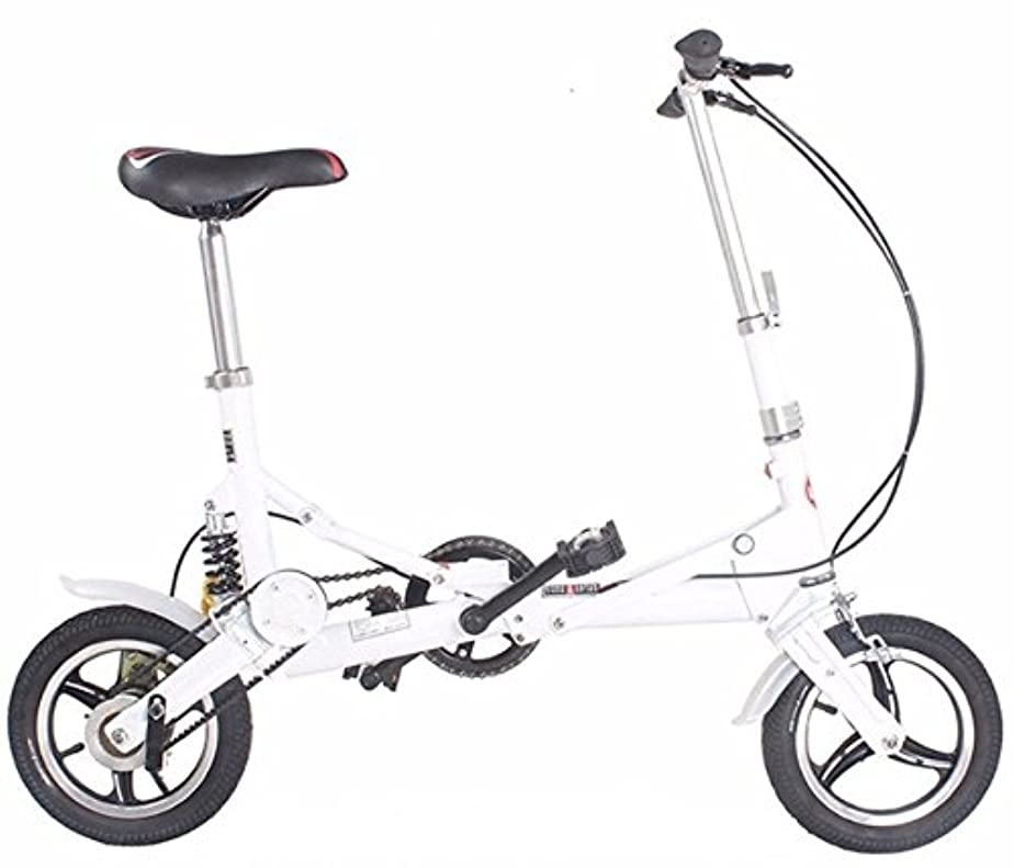 過言ポット教えて【動画あり】世界最小サイズ?14インチ折りたたみ自転車《あの、a-bikeより小さい!》◆折りたたみ動画あり◆