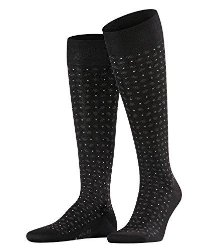 FALKE Herren Sensitive Jabot M SO Socken, Schwarz (Black 3000), 39-42 (UK 5.5-8 Ι US 6.5-9) (3er Pack)