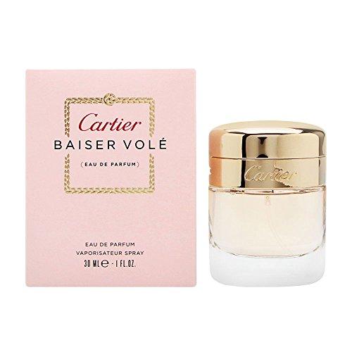 Cartier Baiser Volé Woman, Eau de Parfum, 1er Pack (1 x 30 ml)
