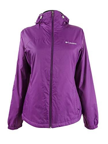 Columbia Women's Switchback Sherpa Lined Jacket, Wild iris, X-Small