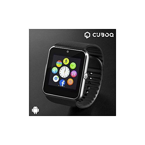 Smartwatch CuboQ Titanium