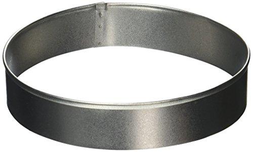 "CybrTrayd RM-1730 R&M Biscuit Cutter 5"", Metallic"
