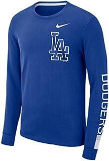(ナイキ) Nike MLB Heavyweight L/S T-Shirt メンズ Tシャツ [並行輸入品]