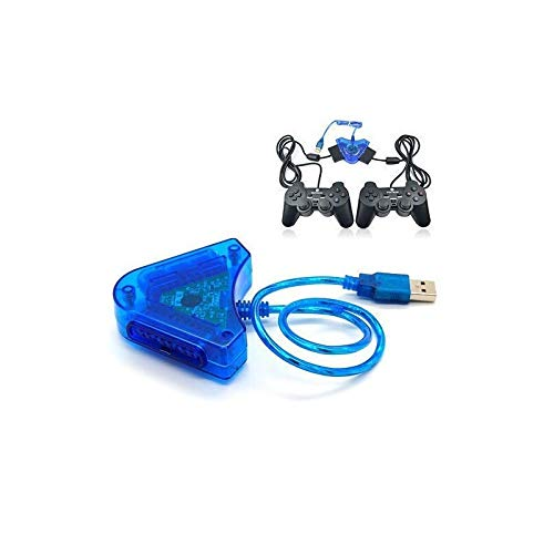 Duo Converter Adapter for Playstation 2 to PC