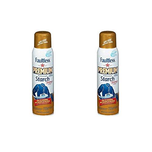 Faultless Premium Professional Starch, 20 Ounces (2)