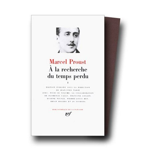 A la Recherche du Temps Perdu - 4 volumes (Bibliotheque de la Pleiade (French Edition)