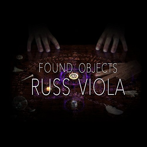 Found Objects audiobook cover art
