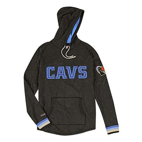 Mitchell & Ness Cleveland Cavaliers Lightweight Pullover NBA Hoodie Schwarz, XL