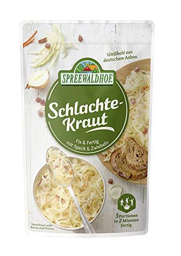 Spreewaldhof Schlachtekraut, 400 g