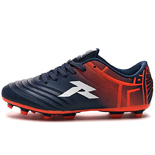 RUNIC Soccer Cleats Mens, Soccer Shoes, Available in Turf,...