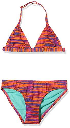 Chiemsee Mädchen Triangle Bikini Lana J, Stripe Of Ligh, 152