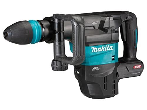 Makita HM001GZ02 XGT - Martillo de demolición sin escobillas SDS-Max (40 V, iones de litio)
