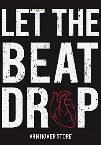 LET THE BEET DROP: Blank Recipe Journal to Write in , recipe box ,empty recipe Food Cookbook Design, 100-Pages recipe cards 7