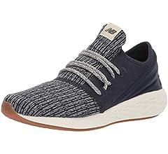 New Balance Mens Cruz V2 Fresh Foam Running Shoe, canyon/hemp ...