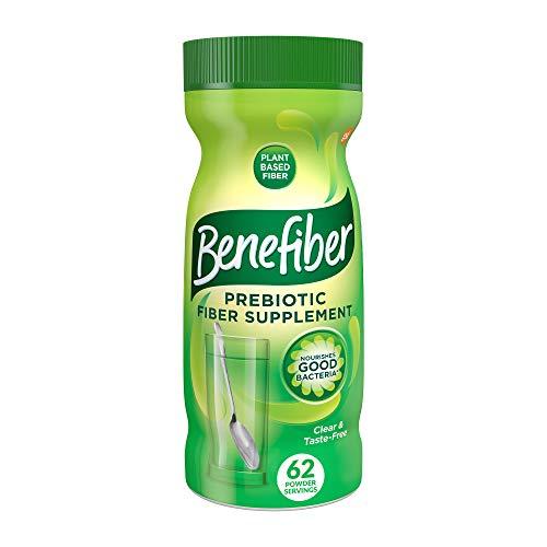 Benefiber Daily Prebiotic Fiber Supplement Powder...
