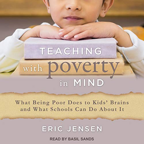 Teaching with Poverty in Mind Audiobook By Eric Jensen cover art