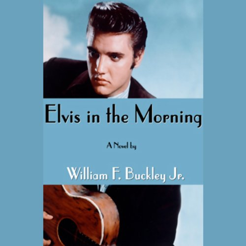 Elvis in the Morning copertina