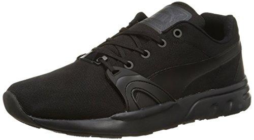 Puma XT S, Unisex-Erwachsene Sneakers, Schwarz (black-black 01), 42 EU (8 Erwachsene UK)