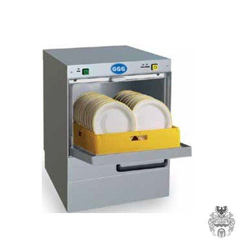 Gläserspülmaschine Geschirrspüler 2 Min 3,4 kW, Ausführung:mit Ablaufpumpe und Reinigerdosierpumpe