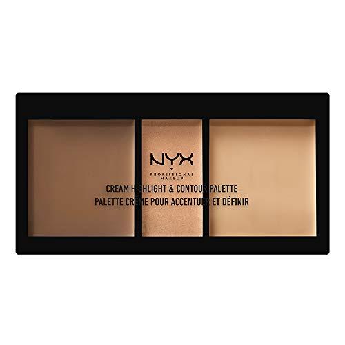 Nyx Crème en valeur et contour palette chcp02Taille M