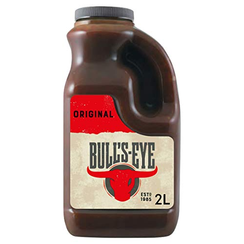 Bull´S Eye Salsa Barbacoa Original 2 L