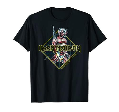 Iron Maiden - Somewhere In Time Diamond Camiseta