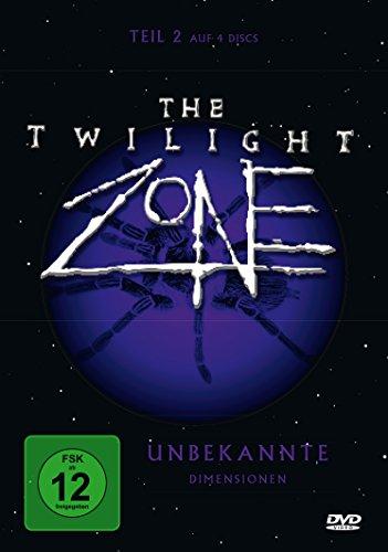 The Twilight Zone: Unbekannte Dimensionen - Teil 2 [4 DVDs]