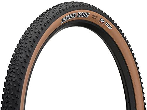 Maxxis Skinwall Exo Dual Neumáticos para Bicicleta, Unisex Adulto, Negro, 29x2.25 57-622