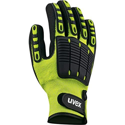 Uvex Synexo Impact 1 Schnittschutzhandschuhe - 1 Paar Schnittfestige Arbeitshandschuhe 10/XL