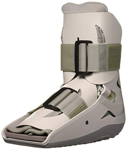 Aircast SP (Short Pneumatic) Walker Brace / Walking Boot, Large