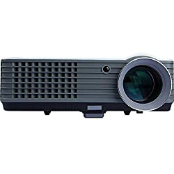 UNIC Uc30 640x480p, 150 Lm LED Home Theater Projector Support AV/VGA/HDMI/USB/SD/TV Input, Multi-media,UNIC,UNC-18