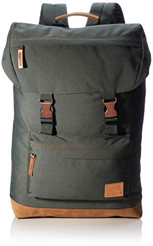Superdry Womens TOPLOAD UTILTY BACKPACK Rucksack, Khaki, OS