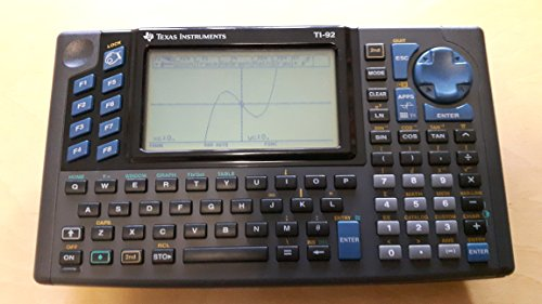 Texas Instruments TI-92 Plus Graphing Calculator by Texas Instruments