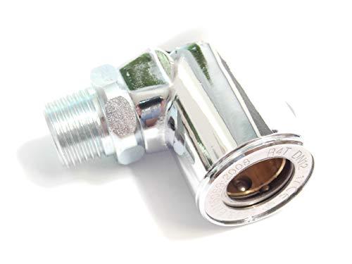 Seppelfricke Sicherheits - Allgassteckdose DN 15 (1/2
