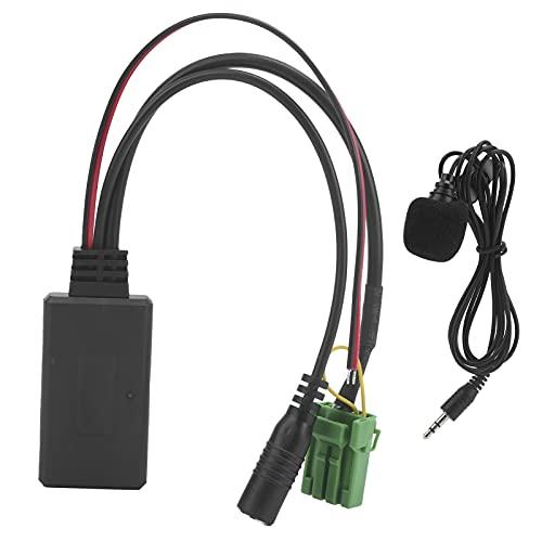 Cable AUX para coche 5,0 arnés de micrófono Bluetooth Cable de audio apto para Acura RDX Tsx MDX Csx