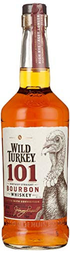 Wild Turkey 101 Bourbon Whiskey (1 x 0.7 l)