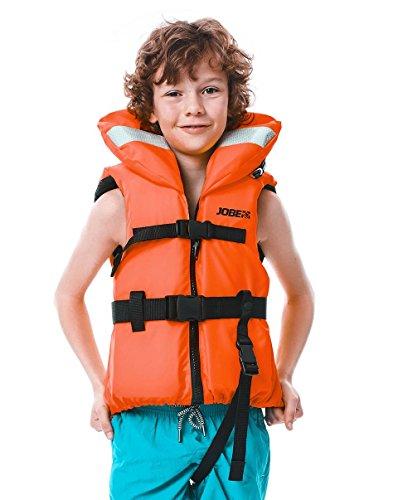 Jobe Comfort Boating Chaleco Salvavidas, Infantil, Naranja, 4XS