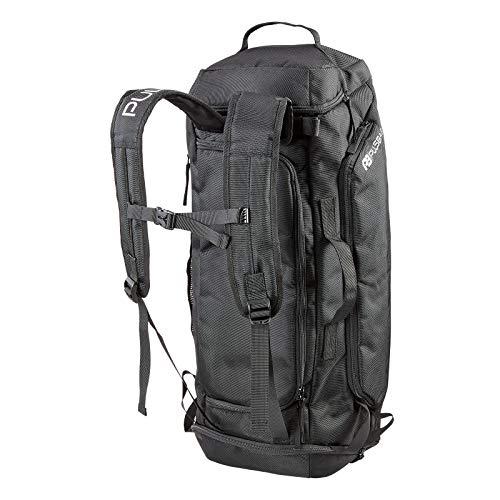PULSBAG 3in1 Sporttasche, individuell einteilbar, Reise-Rucksack-Funktion, wasserdicht, Damen, Herren