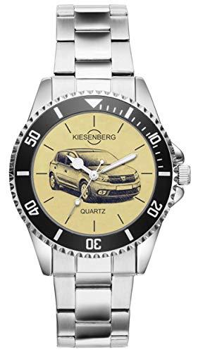 KIESENBERG Reloj – Regalos para Dacia Sandero Fan 4130