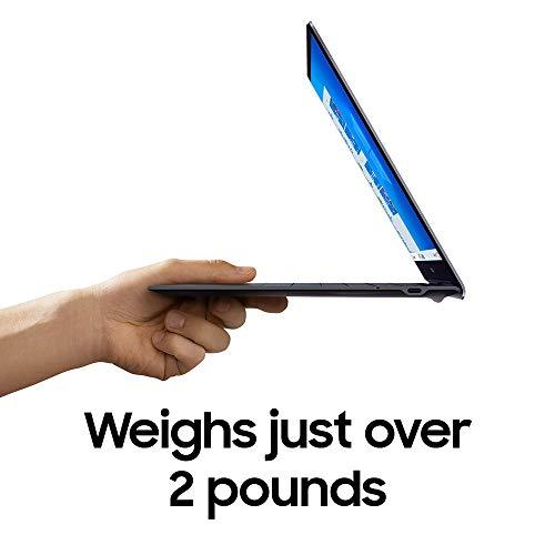 Product Image 11: Samsung Galaxy Book S 13.3″ FHD Touchscreen | Intel Core i5 Processor | 8GB Memory | 256GB SSD (NP767XCM-K01US), Mercury Gray