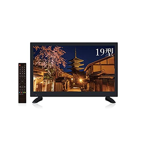 液晶テレビ 19インチ 19型 テレビ ちょい録画機能付きテレビ 外付けHDD対応 一人暮らし 新生活 GV19-1S32G-KH